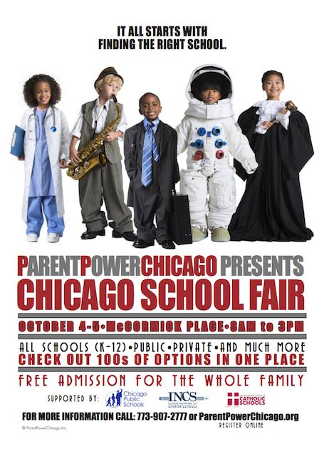 PPC School Fair Flyer