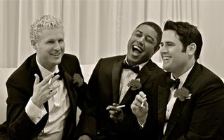 "Cabaret Month at Mid City Theatre:   The ""Quarter"" Rat Pack"