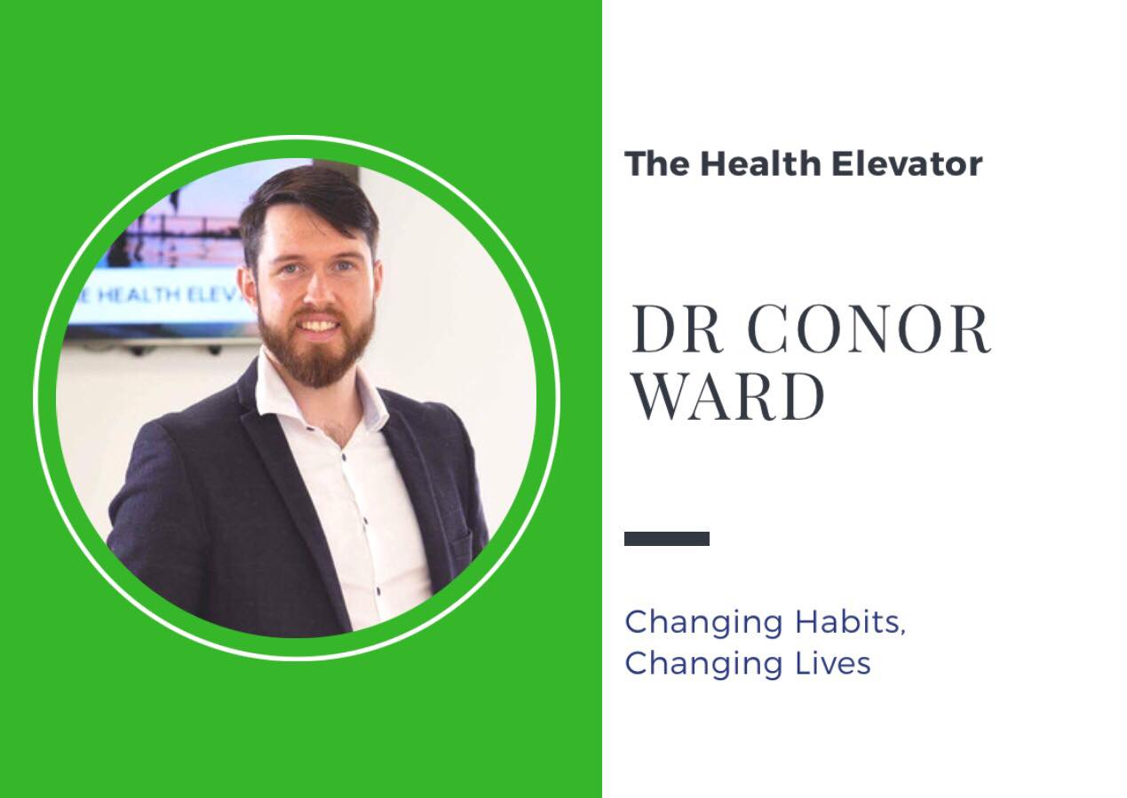 Dr Conor Ward