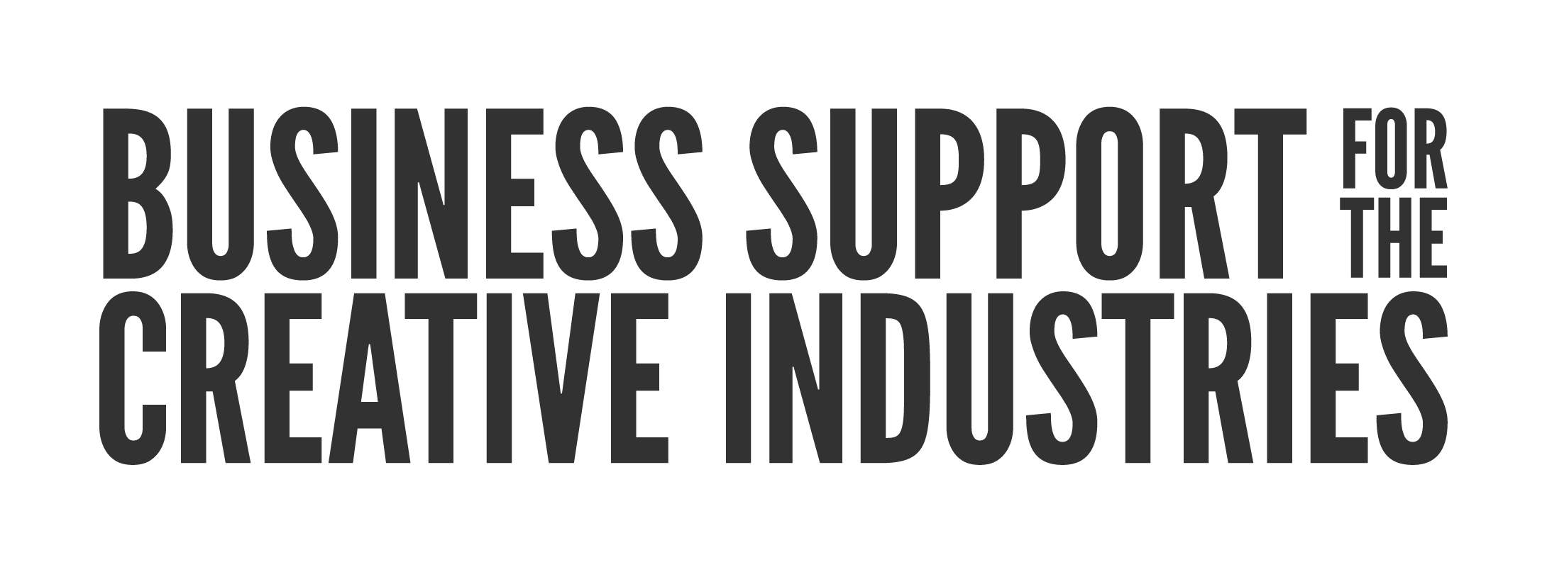 Business Support for the Creative Industries Title