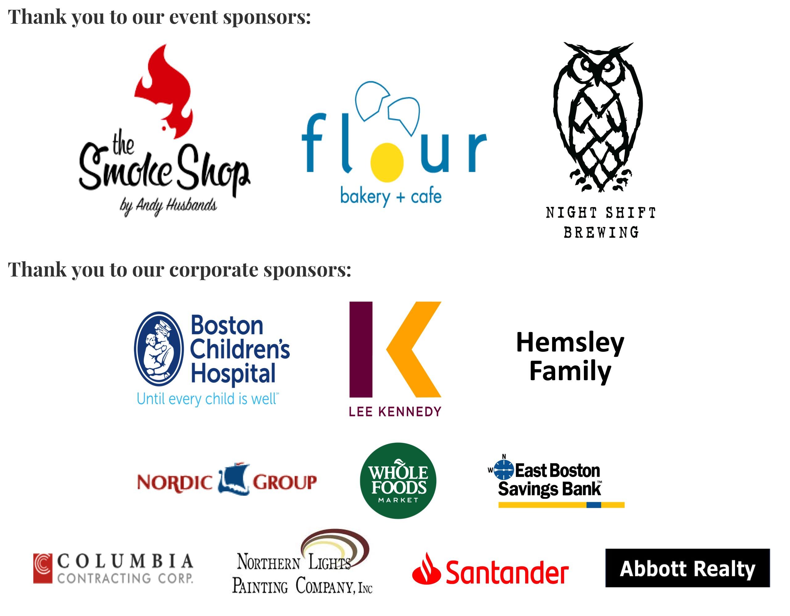 Logos for Best of Boston for NECAT