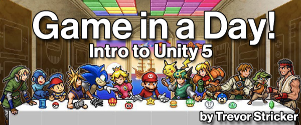 how to make an intro in unity