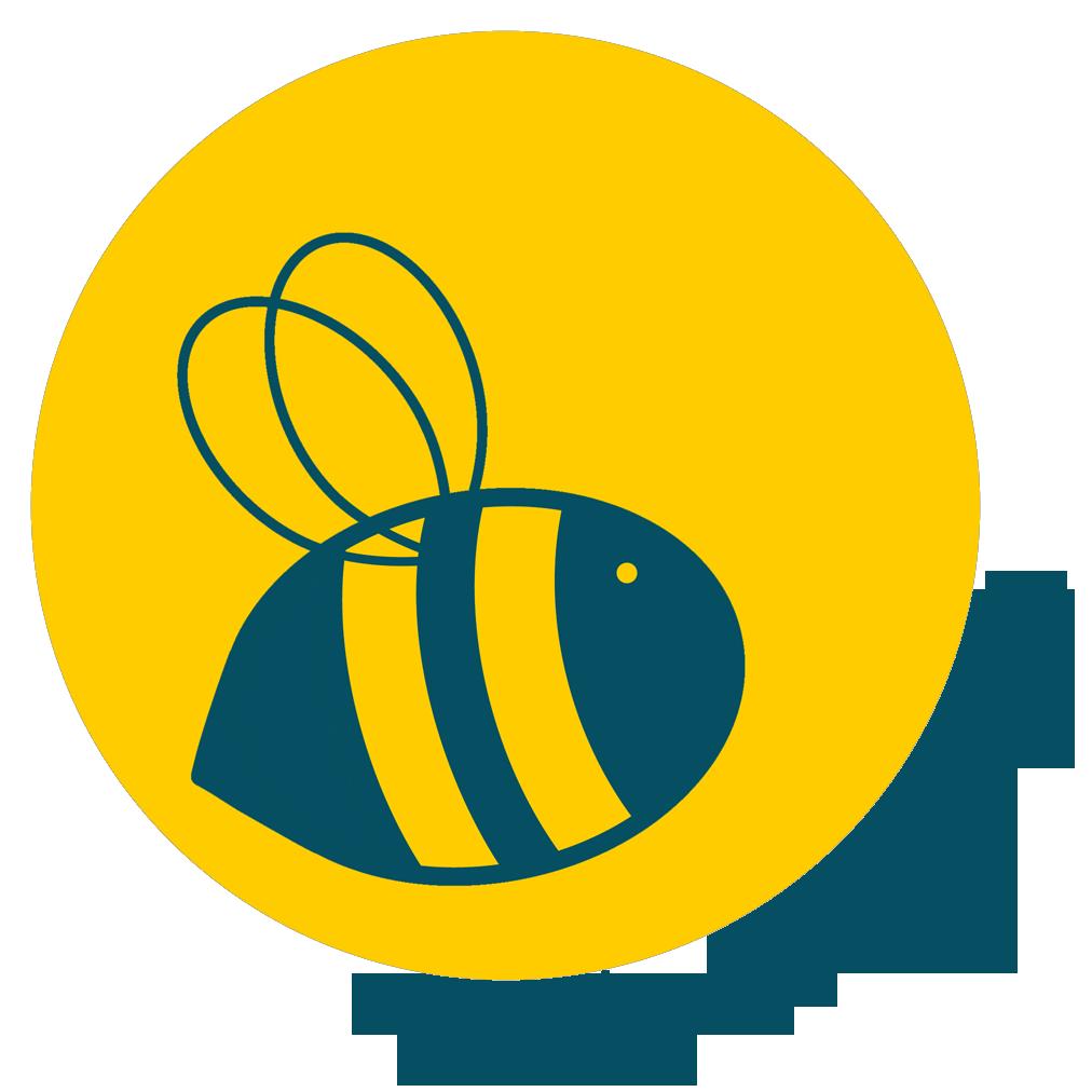 Lizzie Bee Logo