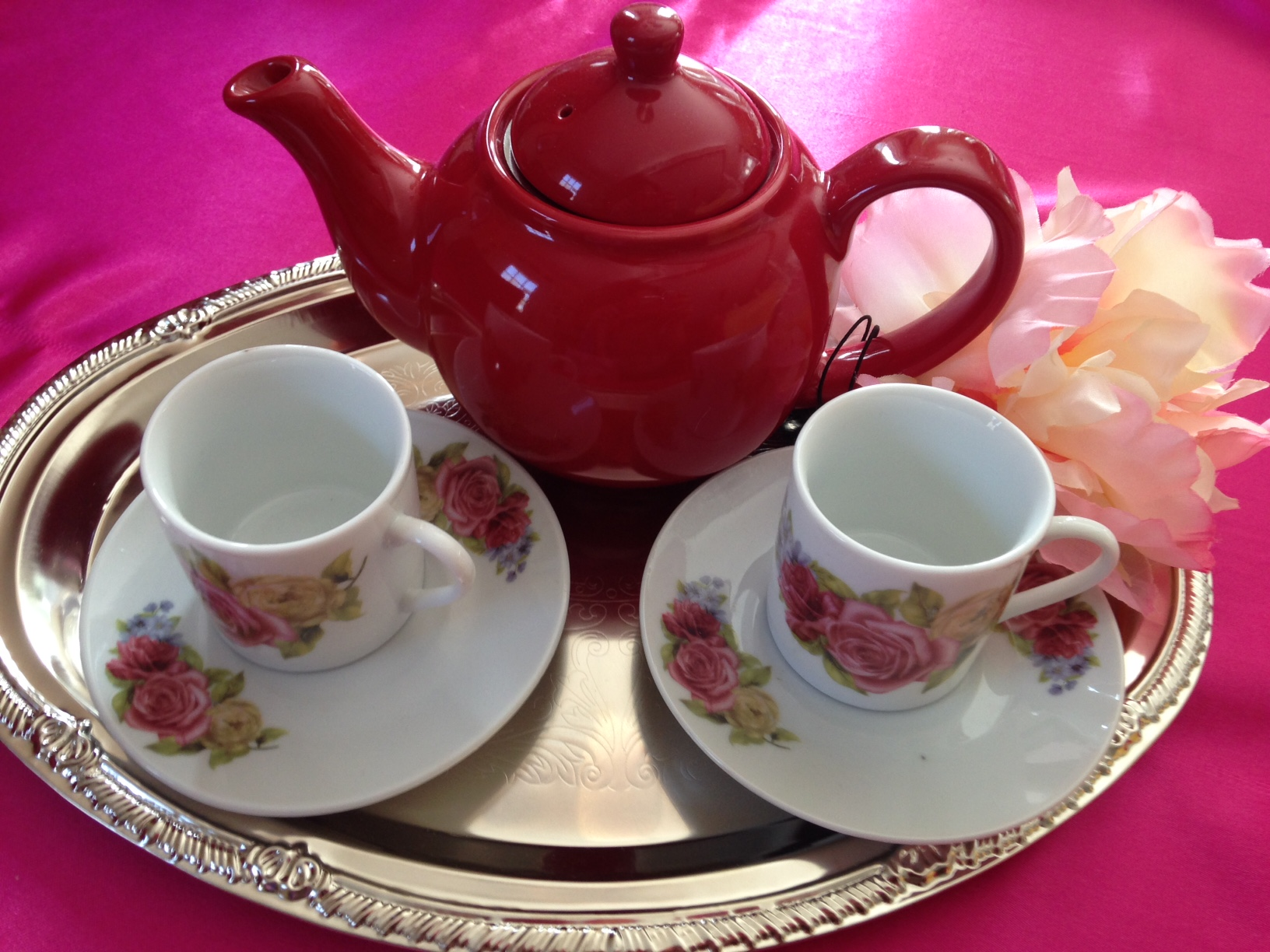 Rose Tea Starter Set