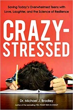 Crazy-Stressed - A book by Dr. Michael J. Bradley