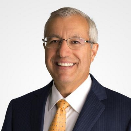 Vic Fedeli Head Shot