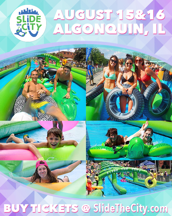 Slide the City Algonquin