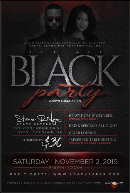 2019 All Black