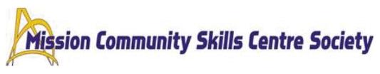 logo - Mission Community Skills Centre Society