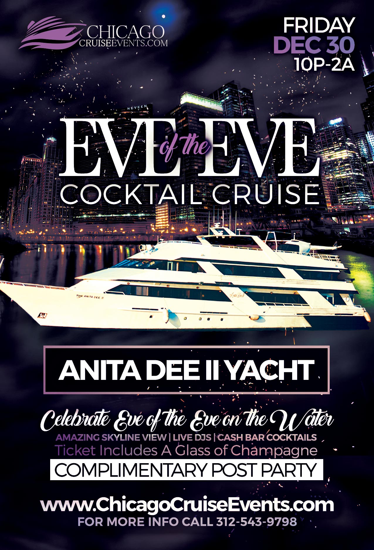 Eve of the Eve Cruise