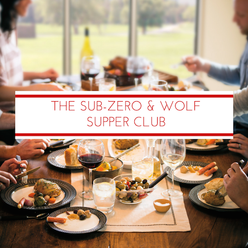 Sub-Zero and Wolf Supper Club at Riggs