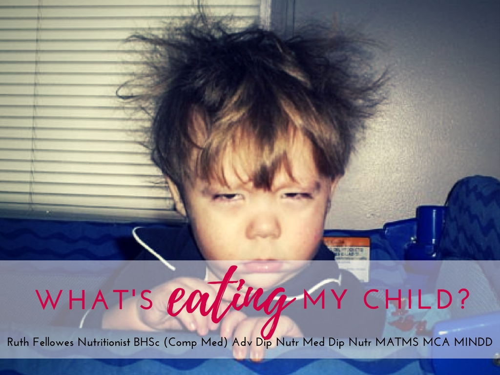Whats Eating My Child Photo?