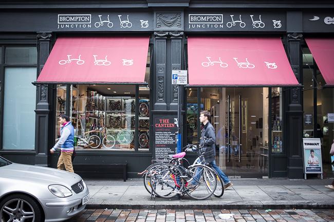 Brompton Covent Garden Store