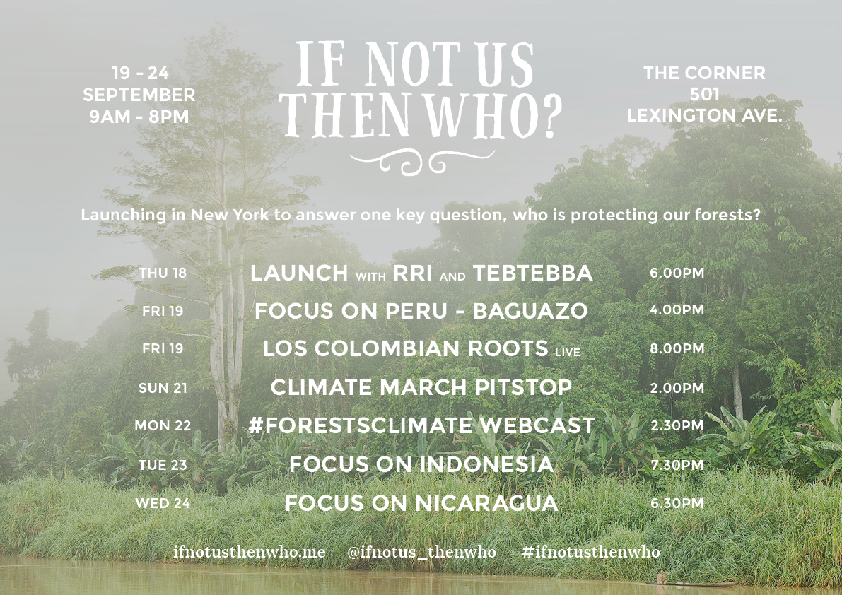 Exhibition Schedule - Climate Week