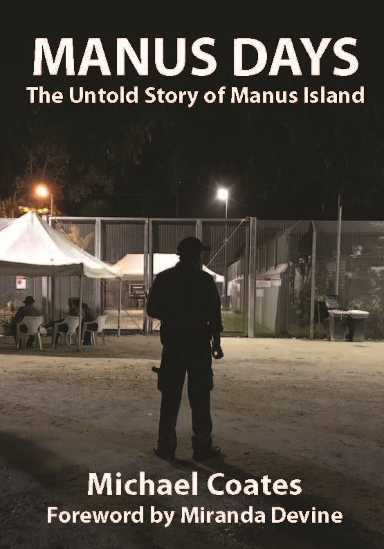 Manus Days Book Cover