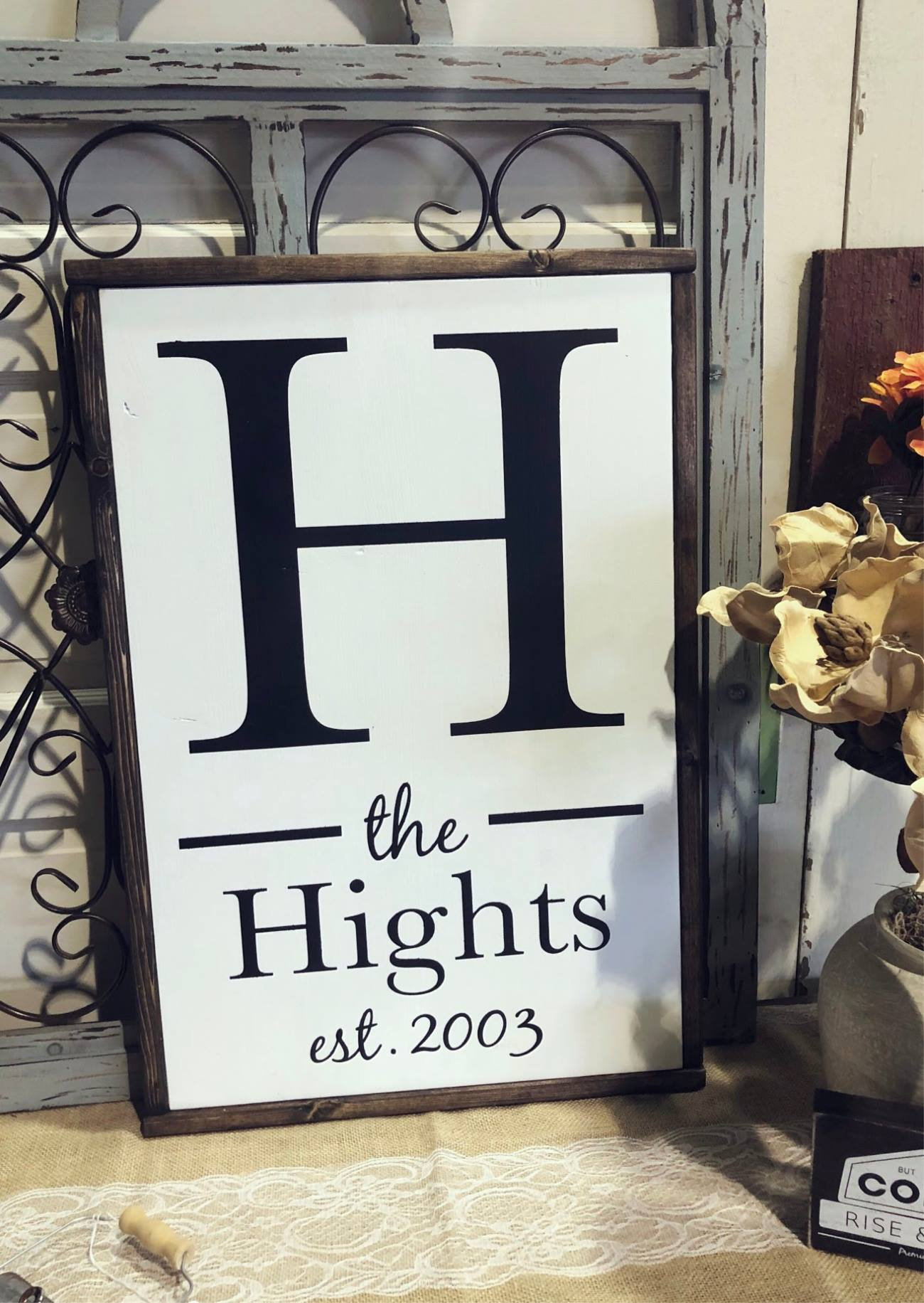Fall DIY Family Wooden Signs Workshop Tickets, Mon, Oct 15, 2018 at ...