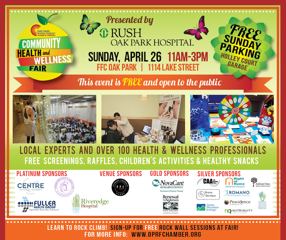 Health Fair 2020 - Free Registration Open NOW!