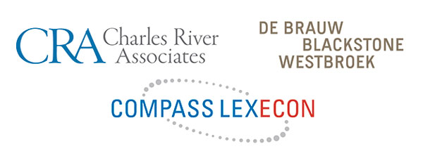 CRA, De Brauw Blackstone Westbroek and Compass Lexecon