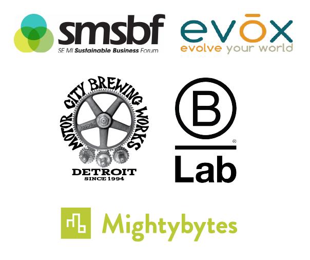 logos of event sponsors