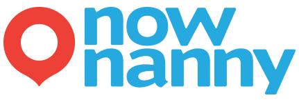 now nanny logo