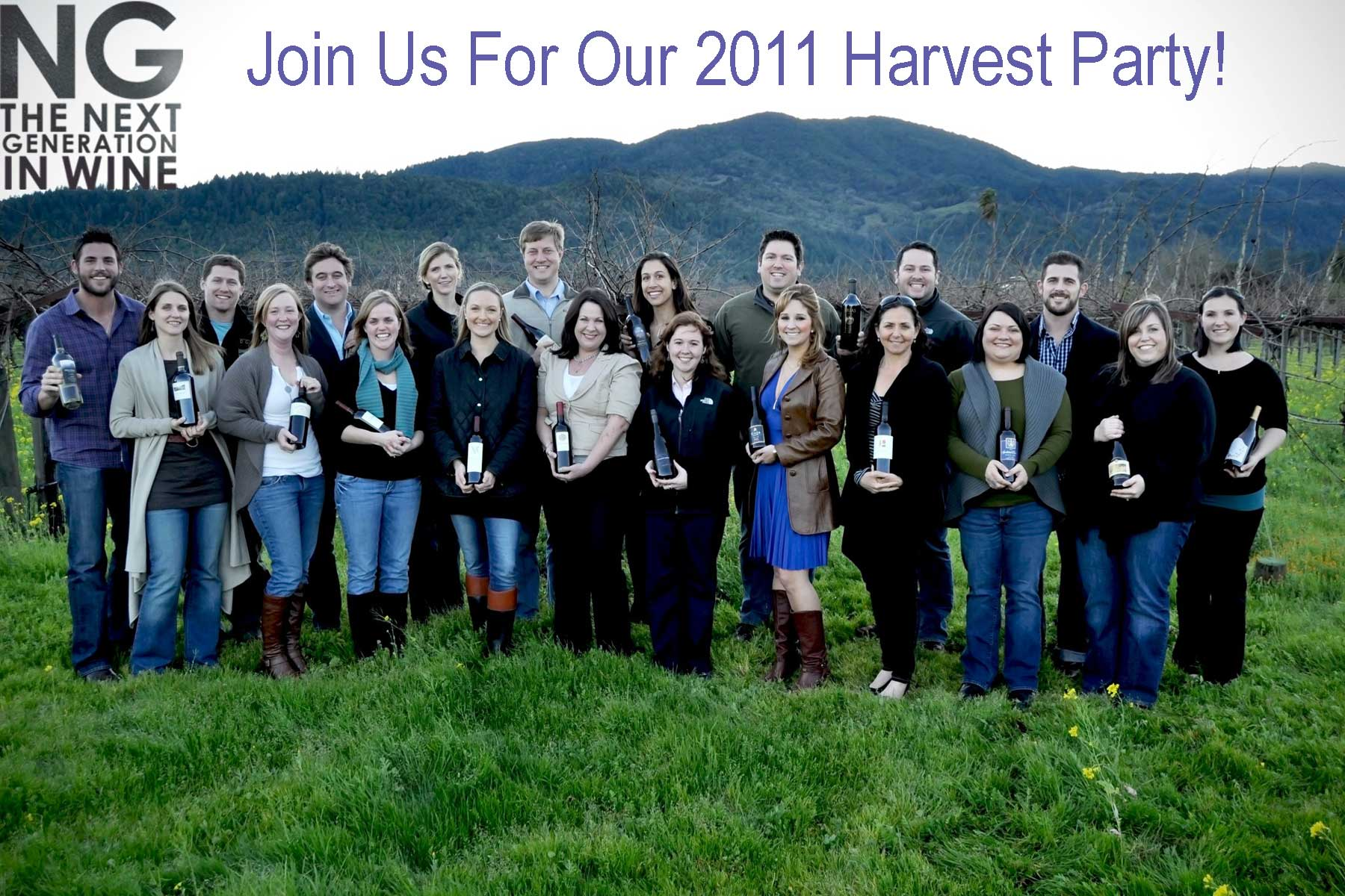 NG Harvest Party Save the Date