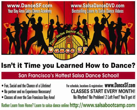 Dance Classes and Dance Lessons in San Francisco