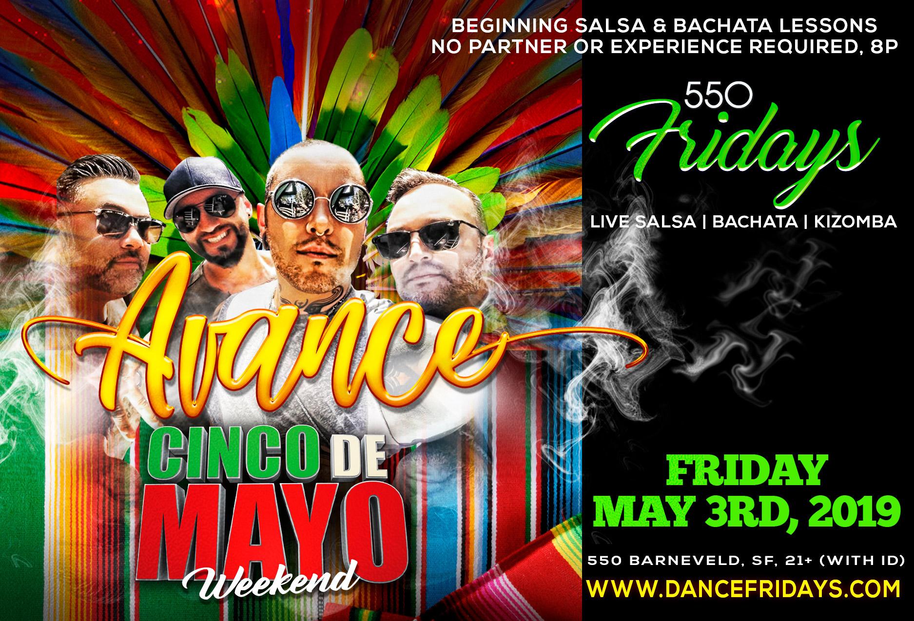 Dance Fridays