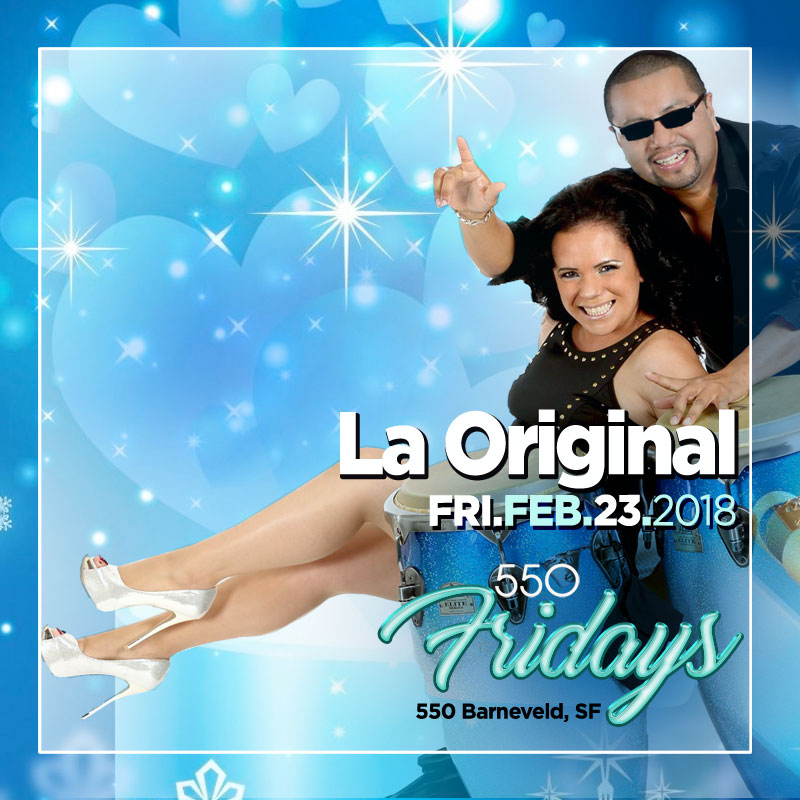Dance Fridays, 550 Barneveld, SF, 21+