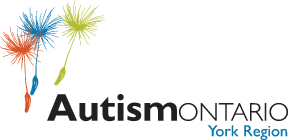 Autism Ontario York Region Chapter Logo
