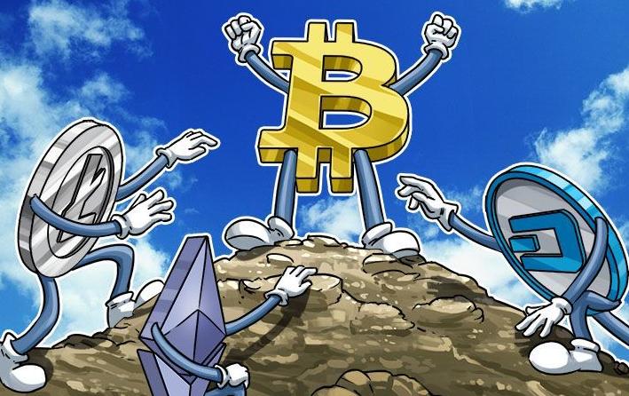 cryptocurrencies & blockchain