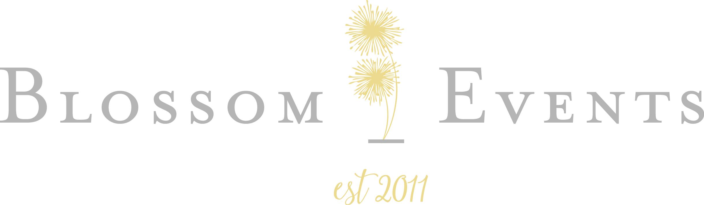 Blossom Events Logo