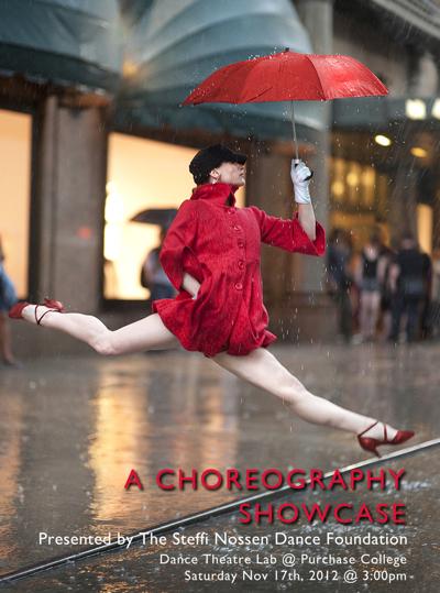 Steffi Nossen Annual Choreography Showcase