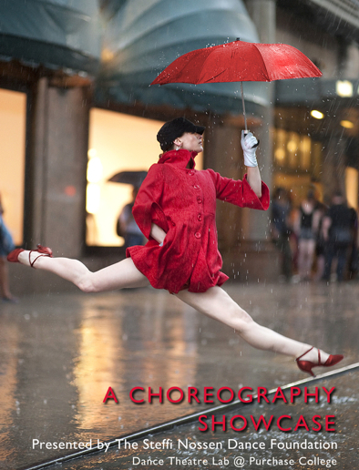 Steffi Nossen Annual Choreography Showcase Sunday Dec.9th