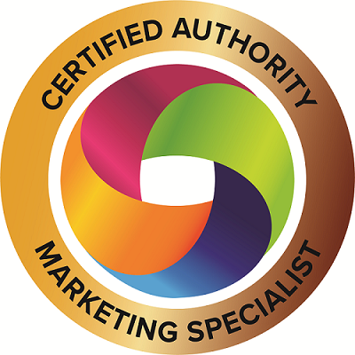 Certified Authority Marketing Specialist logo