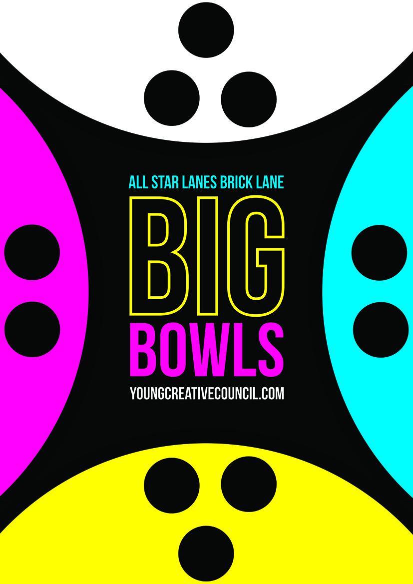 Big Bowls Poster