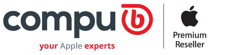 Compu b full logo