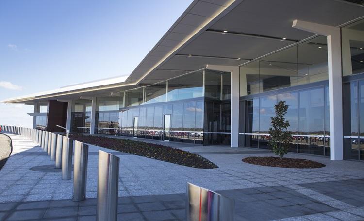 Brisbane West Wellcamp Airport