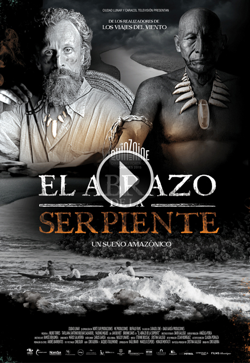 The story of the relationship between Karamakate, an Amazonian shaman and last survivor of his people, and two scientists who work together over the course of 40 years to search the Amazon for a sacred healing plant.