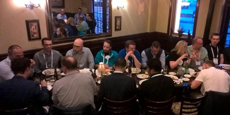 DrupalCon Baltimore CXO Dinner