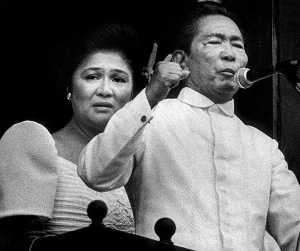Ferdinand Marcos Final Speech, 1986
