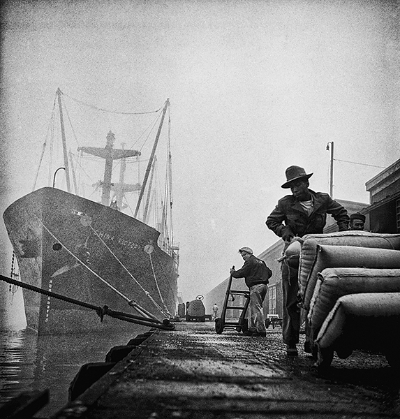 Dock Workers, Embarcadero