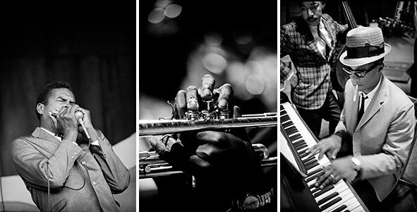 Little Walter Monterey Jazz Festival (1966), Miles Davis' Hands Monterey Jazz Festival (1963), Newport Jazz Festival (1963), © Jim Marshall Photography LLC