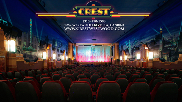 Tesla Documentary Plays the Historic Crest Theatre