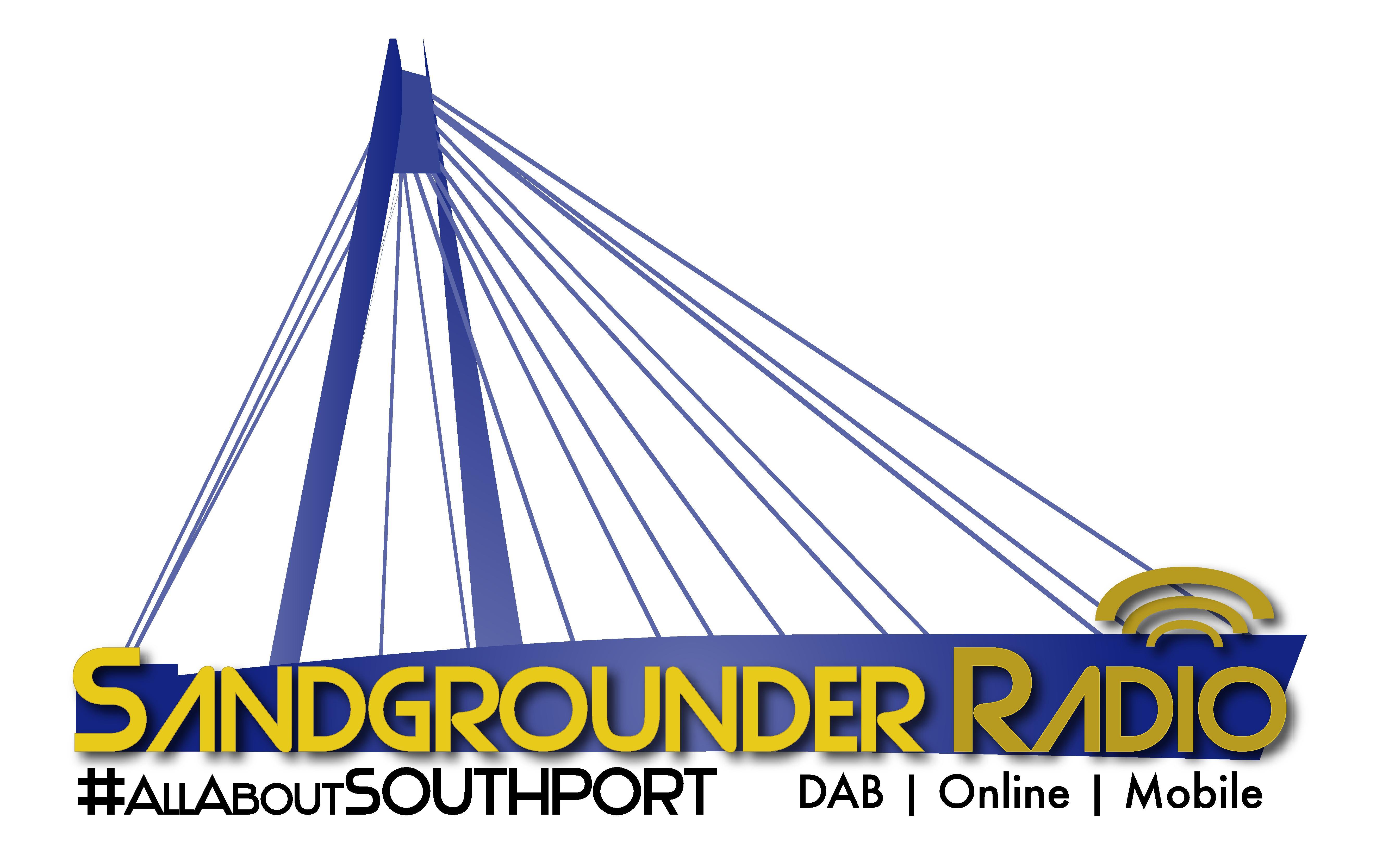 Sandgrounder Radio Logo