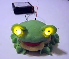 squishy frog
