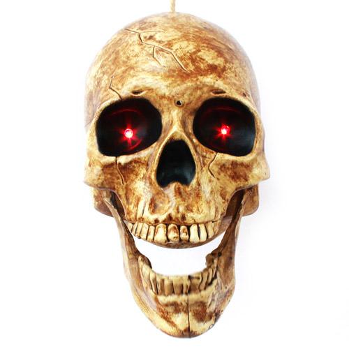 LCBB Talking Skull
