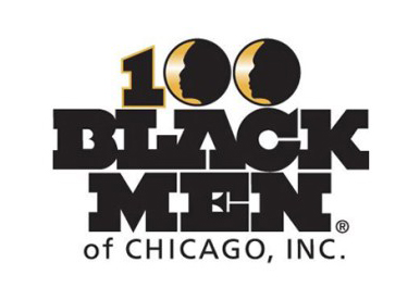 Logo for 100 Black Men of Chicago, Inc.