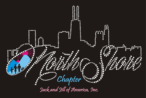 Logo for Jack and Jill of America, Inc. - North Shore Chapter