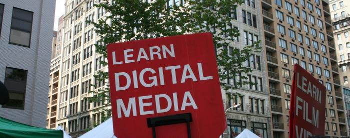 learn digital media