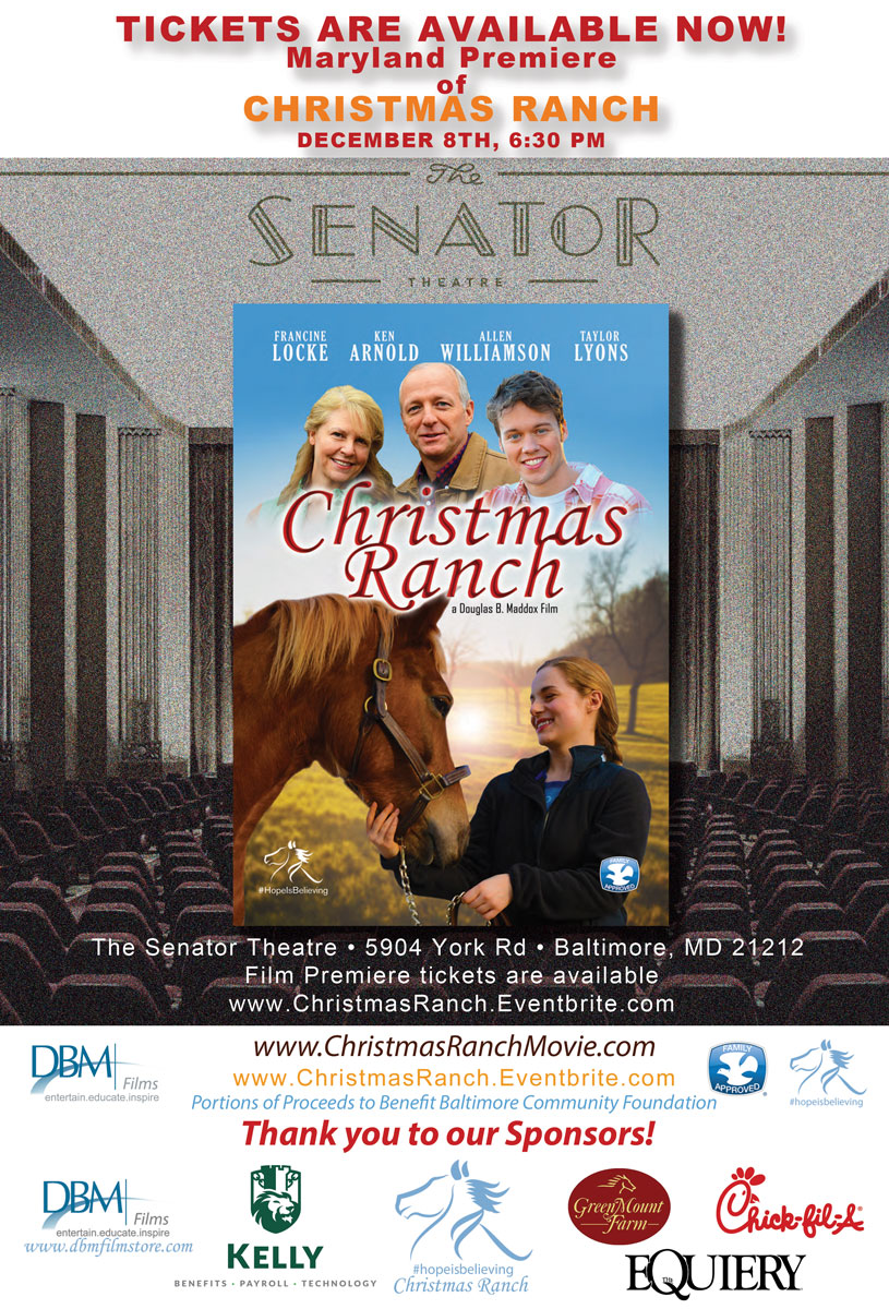 Tickets for Christmas Ranch - Sponsors